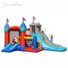 nafukovací hrad, skákací hrad pronájem - atrakce pro děti